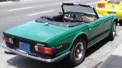 Thumbnail 1969-1974 Triumph TR6 [TC/PI Models incldued] Workshop Repair Service Manual