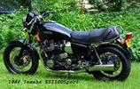 1978-1981 Yamaha XS1100E, XS1100F, XS1100SF, XS1100G, XS1100H, XS1100SG, XS1100SH Workshop Repair Service Manual