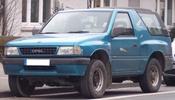 1999-2001 Isuzu Frontera UE (aka Opel/Vauxhall/Holden Frontera) Workshop Repair Service Manual BEST DOWNLOAD