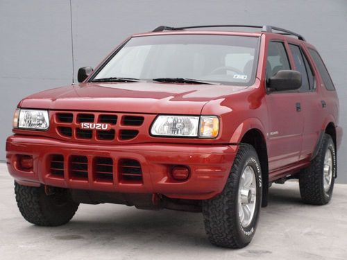 Product picture 1999-2002 Isuzu Amigo (UA), Axiom (UP), Rodeo (UE), Rodeo Sport (UA), Trooper (UX), Vehicross (VX) Workshop Repair Service Manual BEST DOWNLOAD